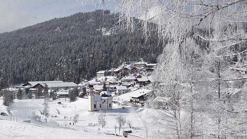 Klingende Bergweihnacht in Seefeld