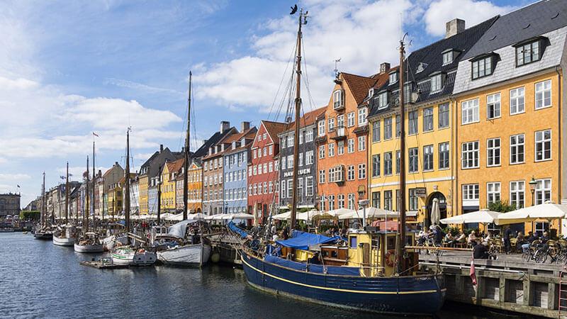 Skandinavische Hauptstädte
