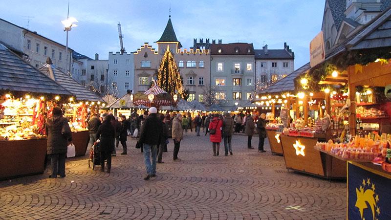 Weihnachtsmarkt Südtirol